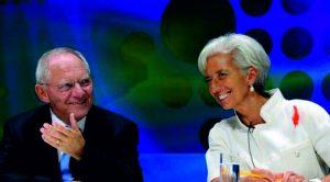 Nicht zu vergessen: Lagarde, Schäuble und die Schulden