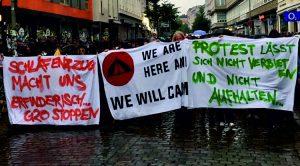 """G20 Gipfel: Kein """"Fest der Demokratie"""", sondern Festung für """"Demokratieverächter"""""""
