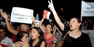 Sieg der tunesischen Frauen: Parlament nimmt Gesetz gegen Gewalt an