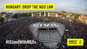 Legge ungherese sulle Ong, la Commissione Europea avvierà procedura d'infrazione