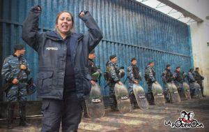 «Estamos de pie» Vanina Roda, delegada de Pepsico