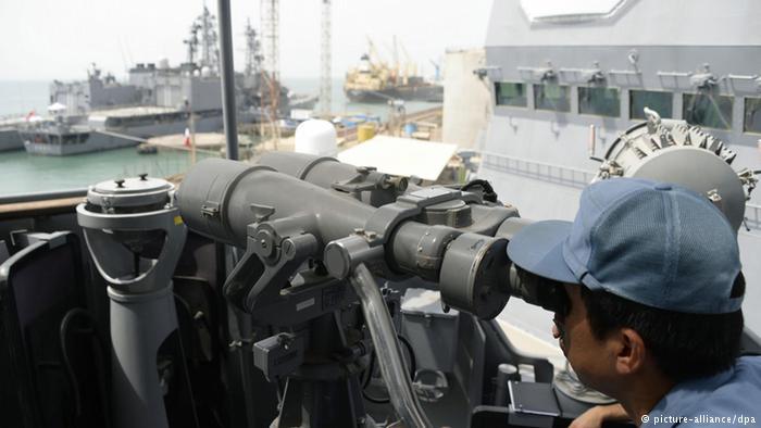 China abre en el Cuerno de África su primera base militar en el extranjero