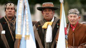 """""""Argentina se fundó sobre un genocidio contra los mapuches"""""""