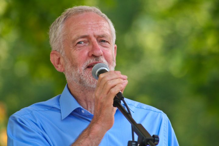 """Jeremy Corbyn to Morgan Stanley: """"Yes, we are a threat to a damaging and failed system"""""""