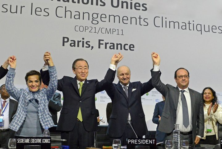 US tells the world it's withdrawing from the Paris Agreement on Climate Change
