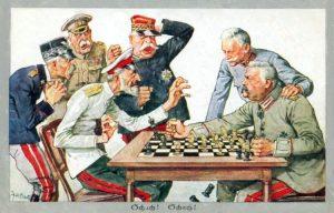 Schlüssel zur Kriegspropagande