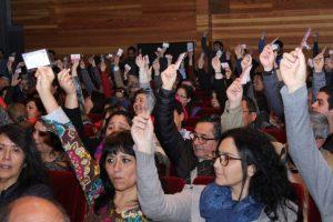 Chile: Colegio de Profesores convoca a paro nacional en rechazo a la NEP