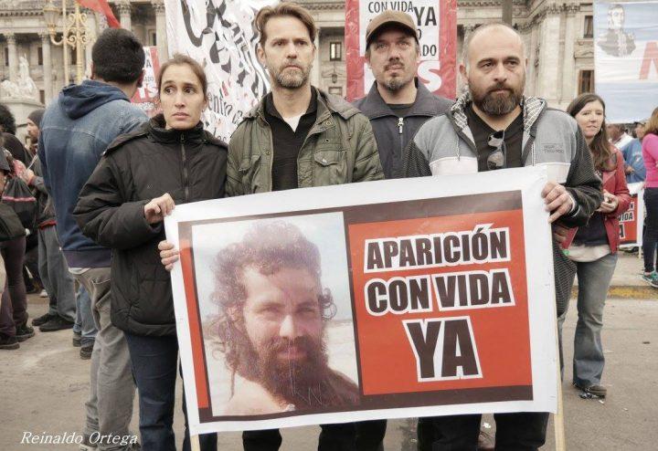 Santiago Maldonado: la ONU exige acción urgente del Estado argentino