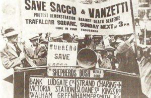Ricordando Sacco e Vanzetti e la necessità dell'abolizione della pena di morte