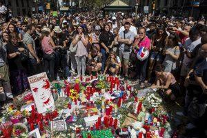 Barcellona, città di pace: Non abbiamo paura!