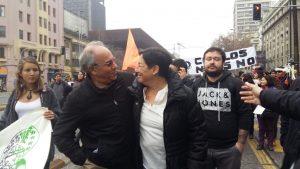 Sobre propuesta de Bachelet, Hirsch: «está muy por debajo de lo que requieren los trabajadores»