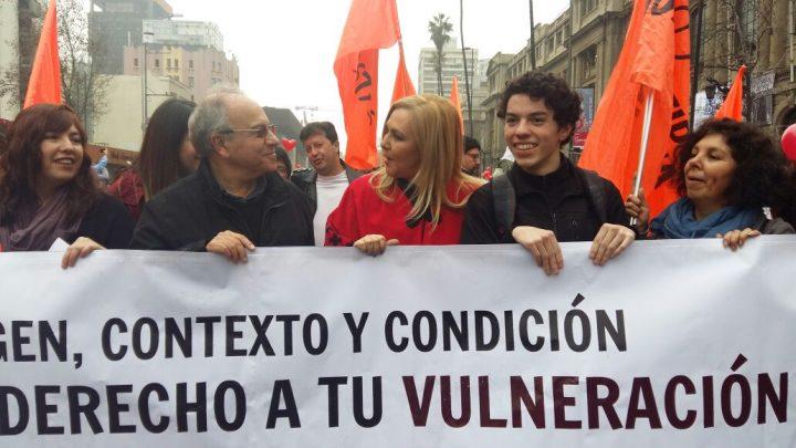 Pamela Jiles será candidata a diputada por el Frente Amplio