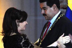 Macri, Negri y la quita de condecoración a Maduro