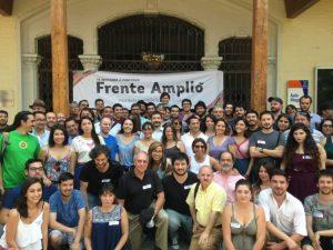 Chile: Candidaturas al Parlamento del Frente Amplio