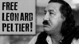Leonard Peltier: prigioniero dell'uomo bianco