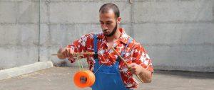 Después de casi dos años, Israel libera de prisión a artista de circo palestino