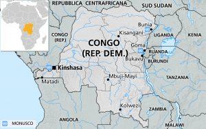 Aumenta l'insicurezza alimentare nella Repubblica Democratica del Congo sconvolta dai conflitti