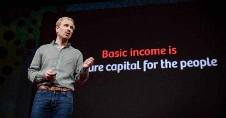 Rutger Bregman: «Η φτώχεια δεν είναι ανθρώπινο ελάττωμα. Είναι έλλειψη μετρητών» (βίντεο)