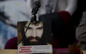 Benetton y el Estado argentino, cómplices de la desaparición de Santiago Maldonado