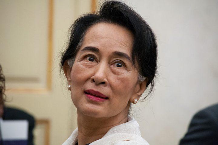 Ανοικτή επιστολή προς την Αούνγκ Σαν Σου Κι