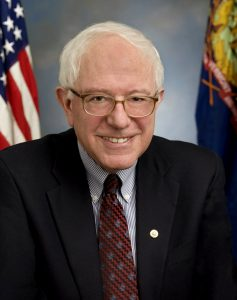 Bernie Sanders delinea una politica estera progressista