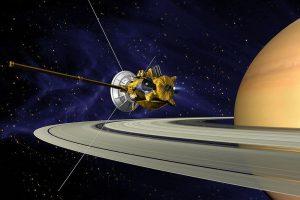 Follie della scienza?! Cassini vaporizza 30 kg di plutonio su Saturno