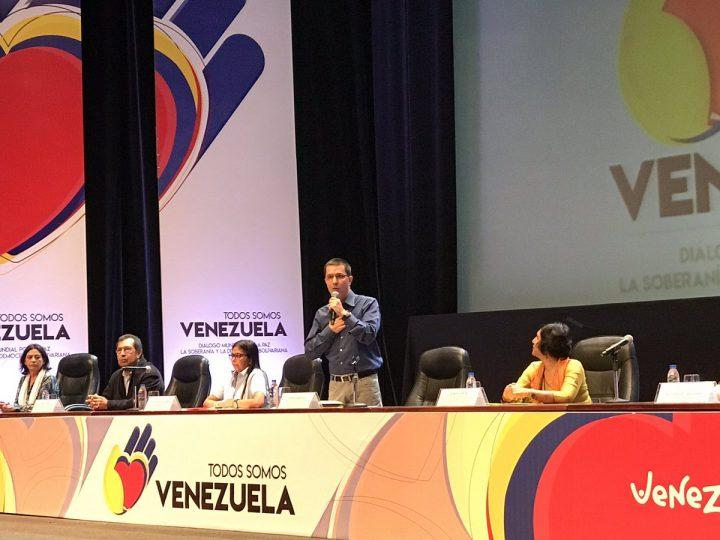 «Todos Somos Venezuela», un Dialogo per la Pace e la Democrazia