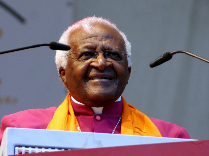 Lettera aperta dell'Arcivescovo Desmond Tutu ad Aung San Suu Kyi