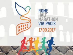 """A Roma, grande successo della """"Rome Half Marathon"""", per la pace e il dialogo interreligioso e interculturale"""