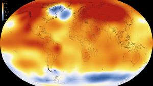 El cambio climático desencadena «Fuego y furia» en los Estados Unidos