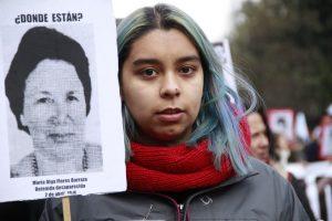 Marcha por la Memoria en Chile