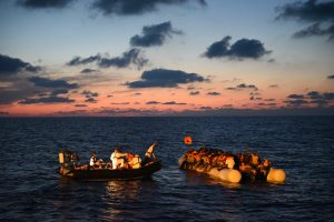 Francesco Di Donna de MSF: la importancia de proporcionar apoyo y asistencia a las personas en dificultades