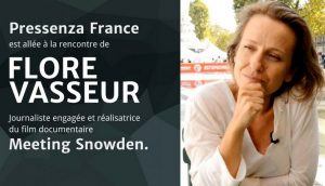 « Meeting Snowden » un film documentaire de Flore Vasseur. Entretien