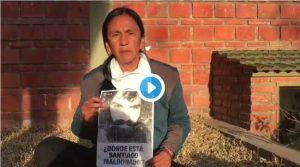 Milagro Sala endlich im Haus in El Carmen angekommen
