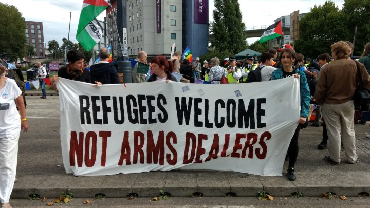 London arms fair guest list confirmed: Includes a roll call of despots, dictatorships and human rights abusers