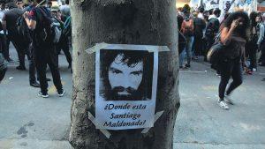 [Santiago Maldonado] Argentine : droite autoritaire