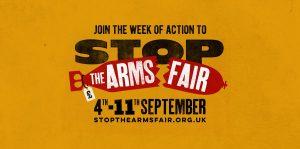 Una semana de bloqueos y protestas comienza en East London para detener la puesta en marcha de la feria de armas DSEI