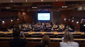 En ceremonia de apertura a las firmas, 41 Estados firmaron hoy el Tratado de Prohibición de armas nucleares