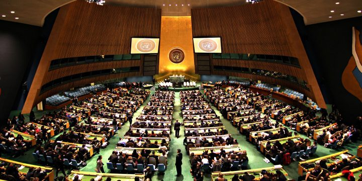 Nuclear Weapons Prohibition Treaty open for signature by world leaders
