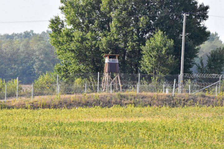 Valla Frontera Hungria
