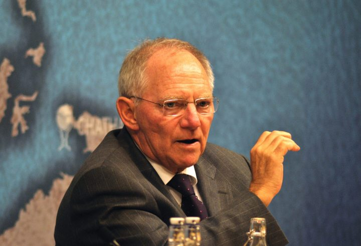 Schäuble se va pero el Schäuble-ismo sigue vivo