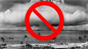 Prix Nobel pour l'abolition des armes nucléaires