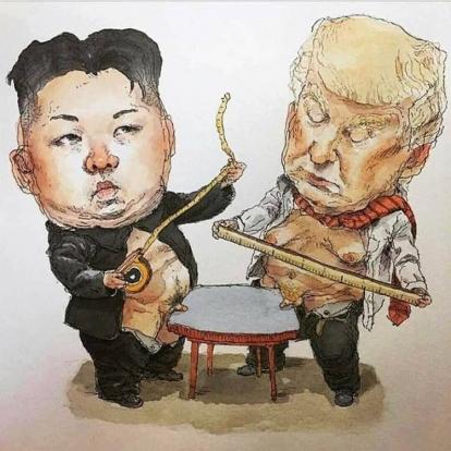 Η Βόρεια Κορέα ως ιδανική «παγίδα του Θουκυδίδη»