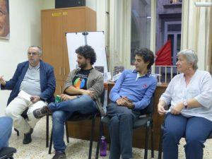 Libro de Pressenza se presenta en Nápoles