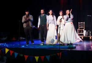 Crítica de teatro: El Viaje de Violeta