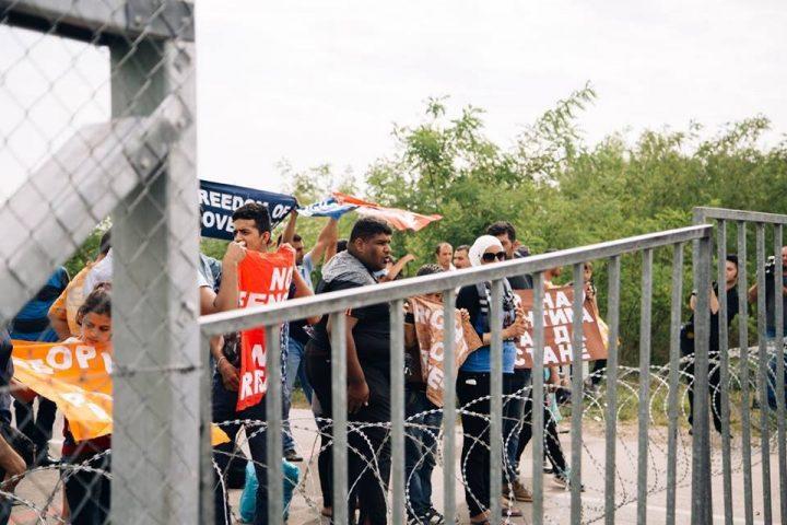 frontera hungara
