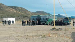 Gendarmería allanó una comunidad mapuche de Neuquén y atemorizó a sus integrantes