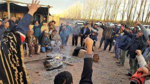 Urgente comunicado mapuche: ¿Creando condiciones para culpar a los mapuche de la desaparición de Maldonado?