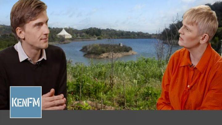 Bilbo Calvez im Gespräch mit Martin Winiecki über Tamera