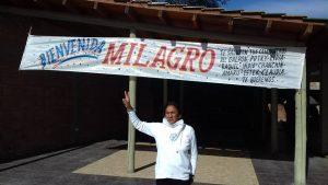 Milagro Sala cumple prisión domiciliaria